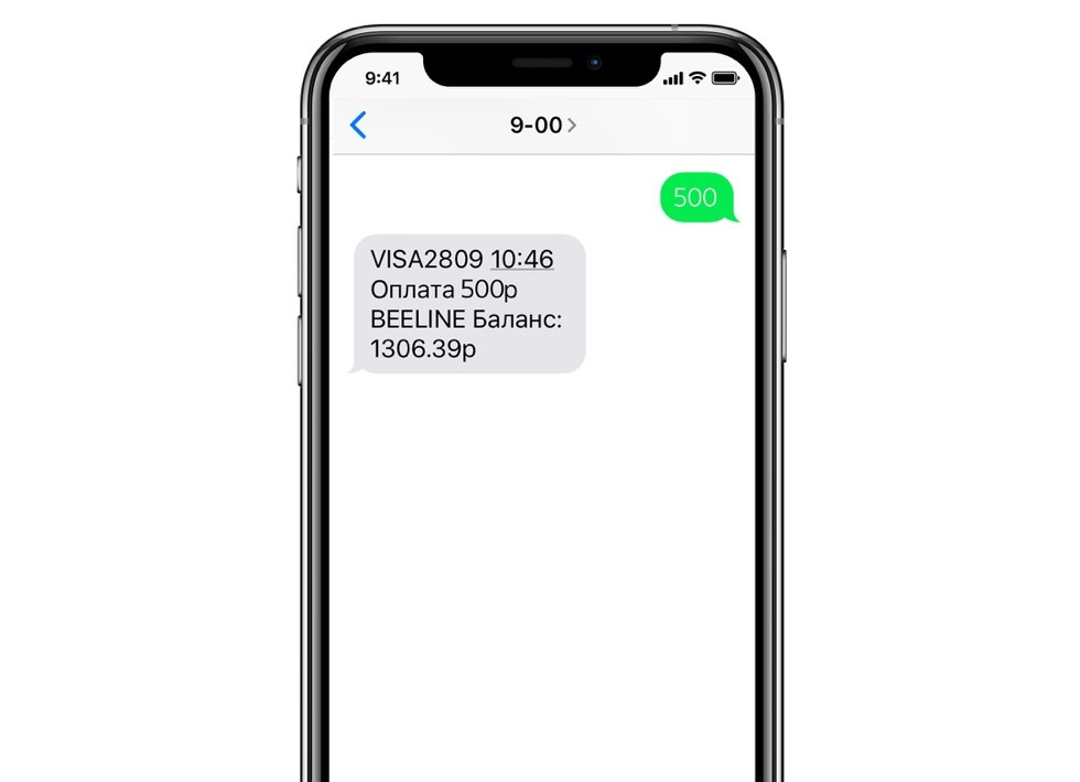 Пополнение телефона Мегафон с карты Сбербанка по смс